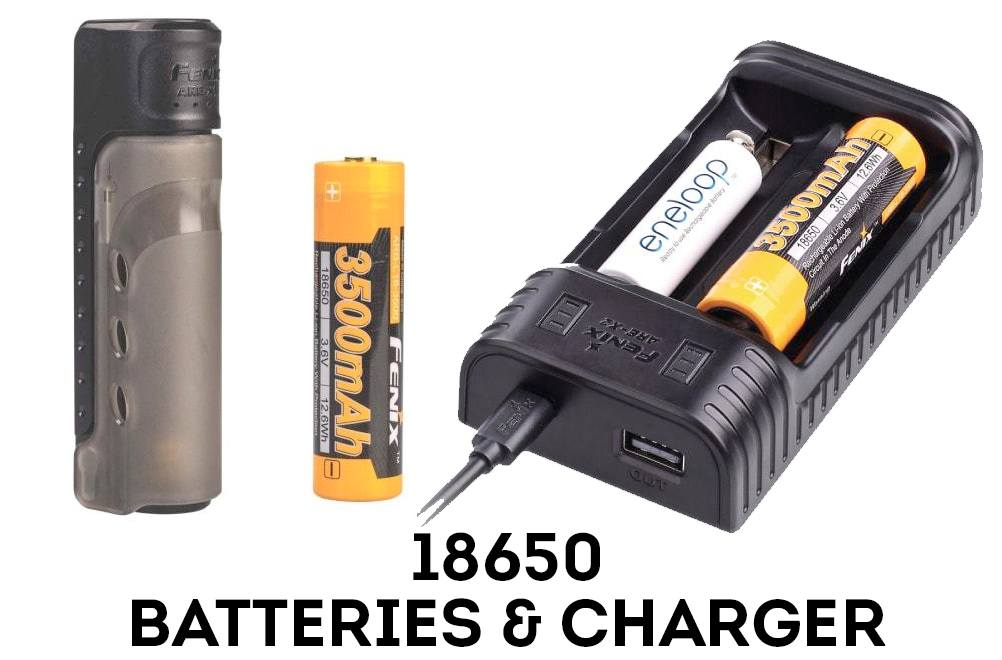 To stay ahead of the curve, Fenix has expanded its line 18650 batteries and battery chargers. The Best Batteries Chargers from -