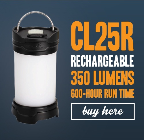 Fenix CL25R LED Lantern