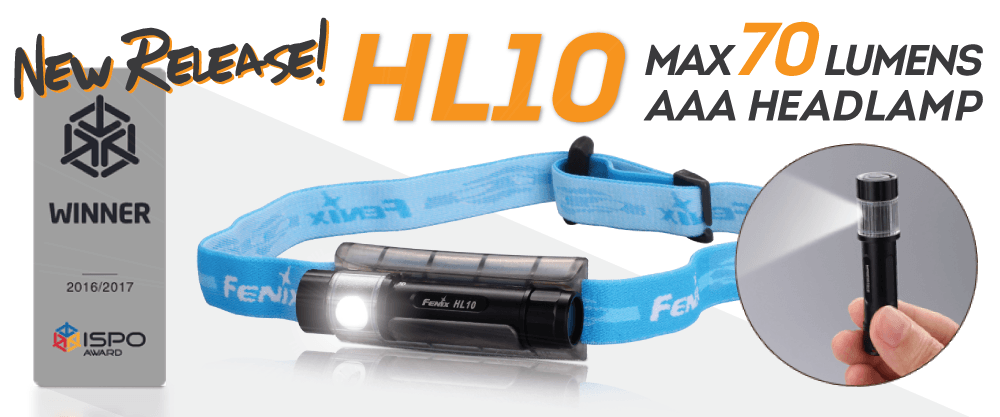 Fenix HL10 Headlamp