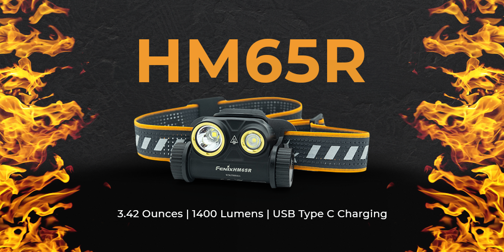 Fenix HM65R LED Headlamp
