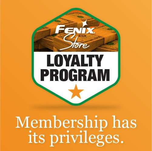 Fenix Flashlights - Loyalty Program