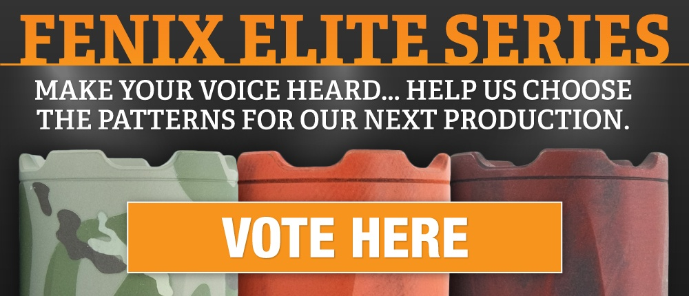 Fenix Elite Series Voting