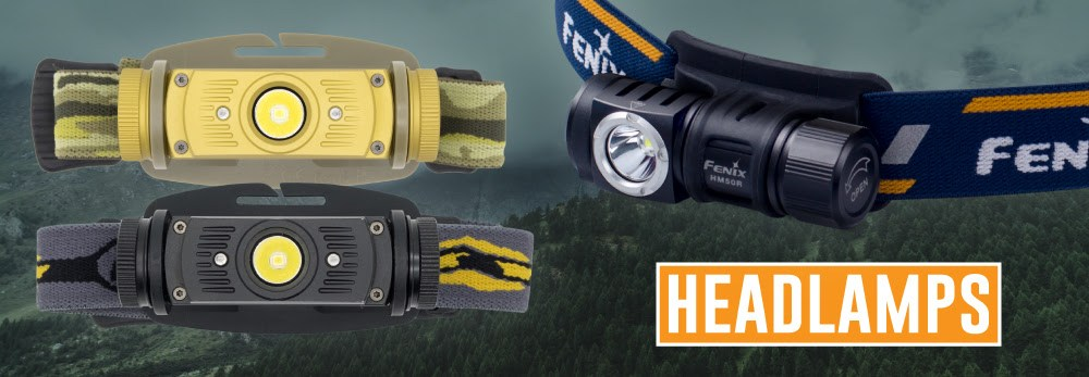 Fenix LED Headlamp