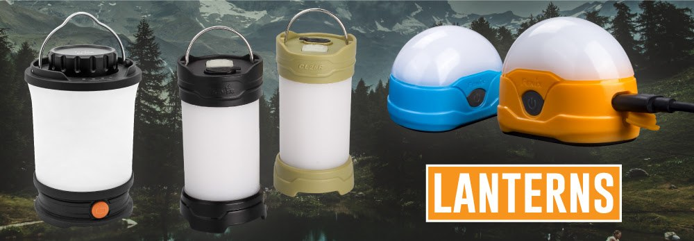 Fenix LED Laterns