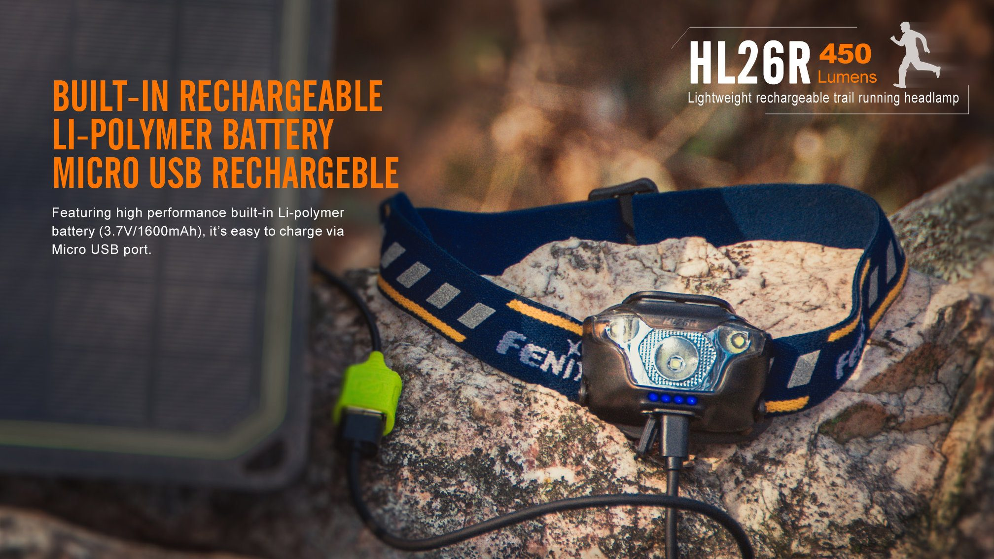 Fenix HL26R LED Running Headlamp