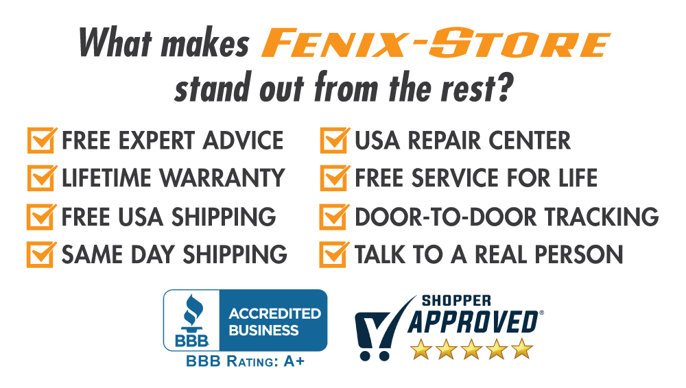 Fenix LED Flashlights